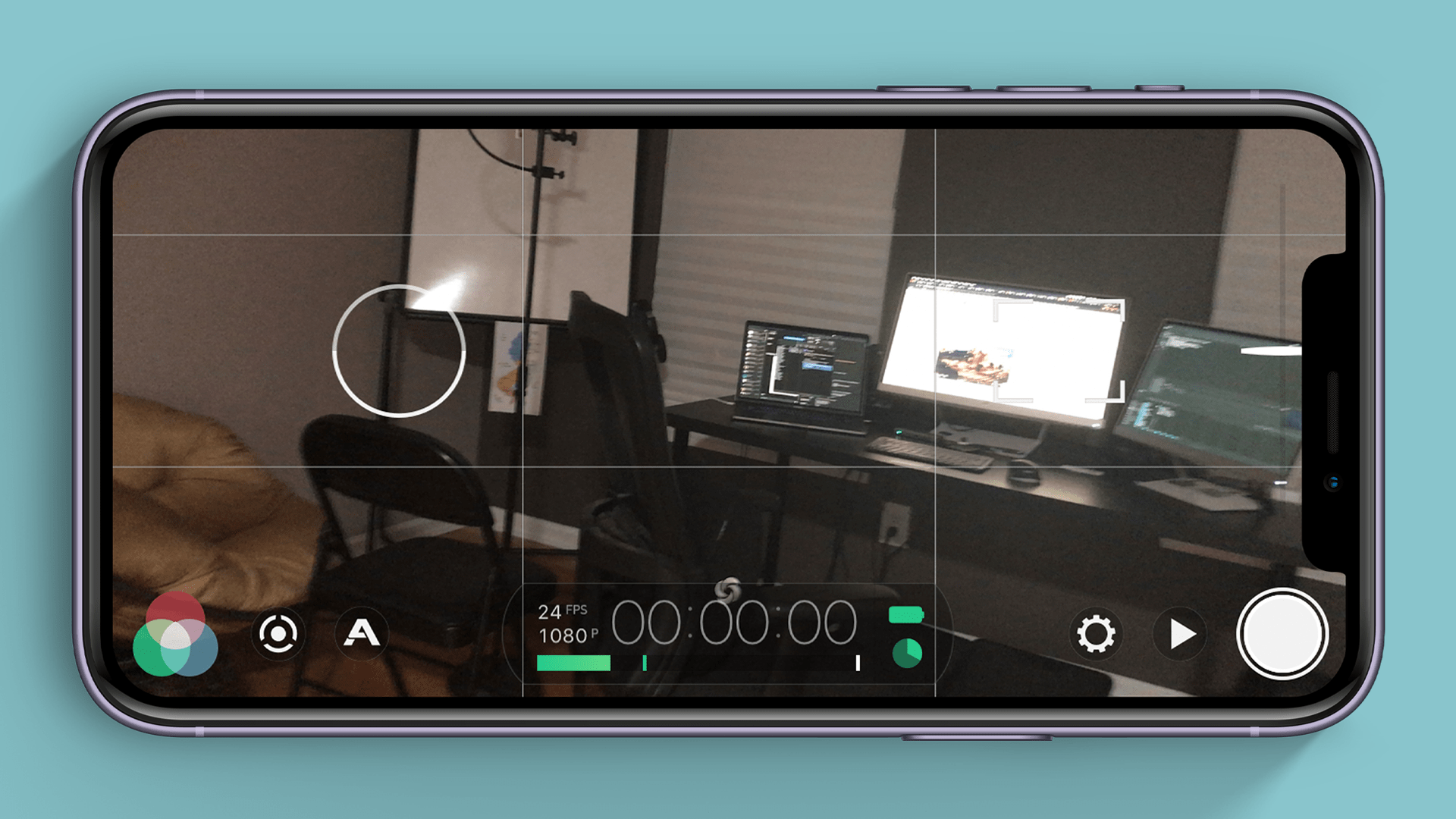 FiLMiC Pro - cinematic video camera app