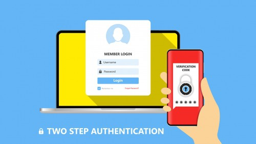 Stay secure with 2-Step Authentication