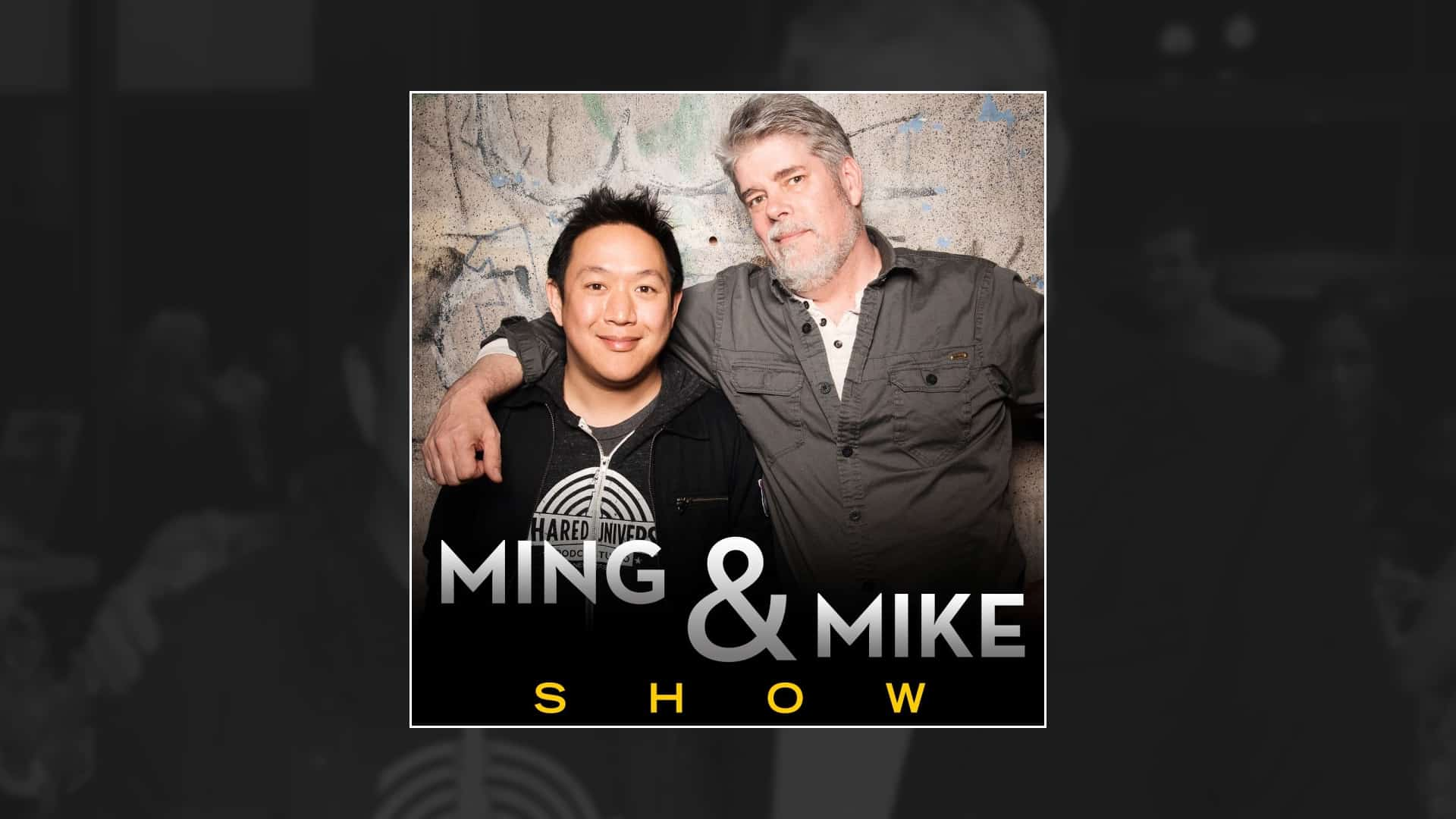 Mike and Ming Show with Mike Zapcic and Ming Chen
