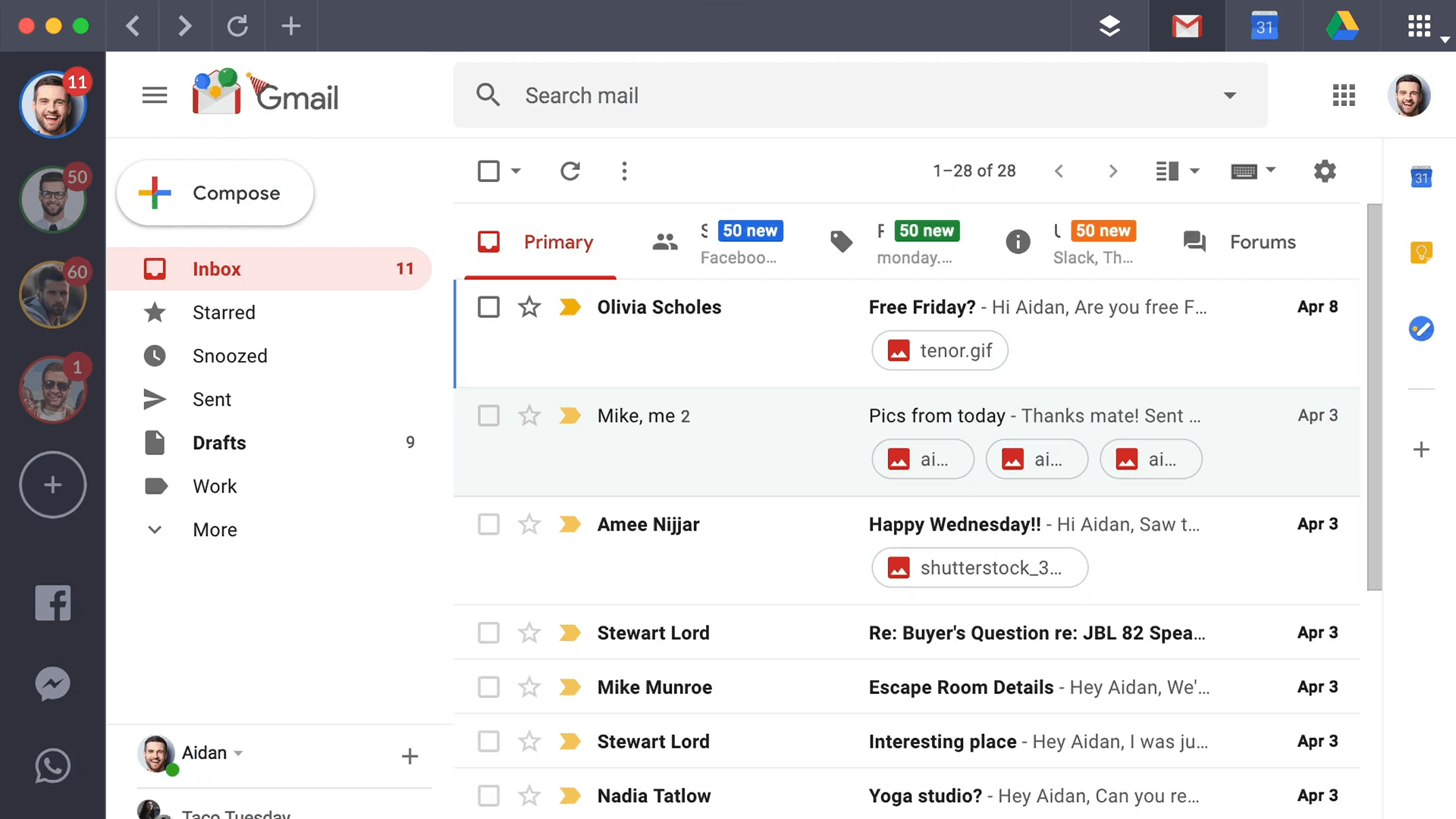 Shift App - streamline your accounts, apps, and workflows